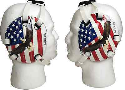 Eagle and Flag USA Wrestling Headgear, by 4 Time All American