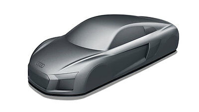 Audi R8 Computer mouse wireless PC Touch dark grey 3291500900