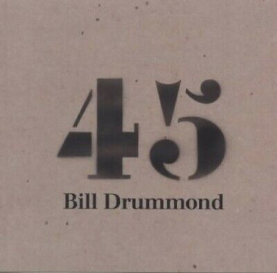 45 by Drummond, Bill Paperback Book The Cheap Fast Free Post