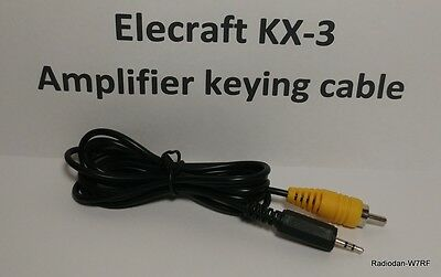 ELECRAFT KX-3 AMPLIFIER Keying cable