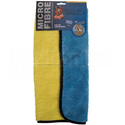 Microfiber Buffing & Detailing Cloth Thick Ultra Soft Detailing Drying Towel Car