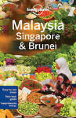 Malaysia Singapore Brunei LONELY PLANET TRAVEL GUIDE