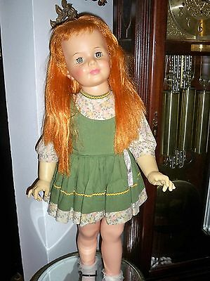 Carrot top Patty Play Pal Playpal 1950's by Ideal