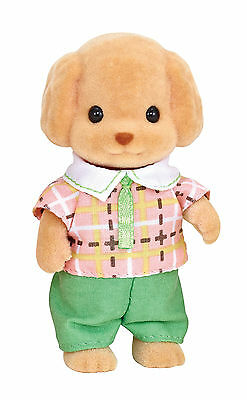 Toy Poodle Father Doll I-109 Sylvanian Families Japan Calico Critters Epoch