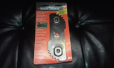 "NIP BLACK & DECKER 7-1/2"" HEAVY DUTY EDGER BLADE Models LE750 & EH1000 Steel"
