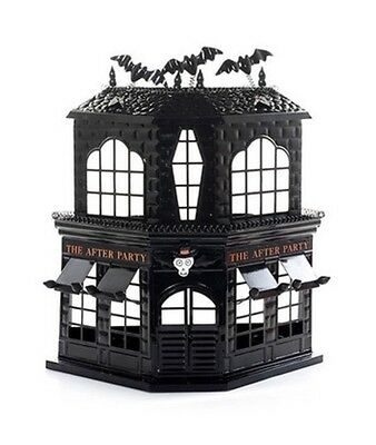 Yankee Candle 2016 Boney Bunch After Party Haunted House Tea Light Holder NIB