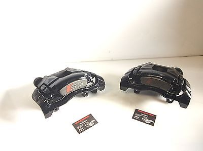 Audi S3 8P Front Calipers Including Carriers Genuine