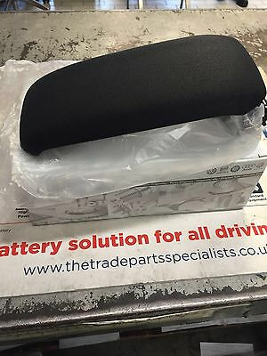 Audi A3 8P Cloth Armrest Lid, Brand New Genuine