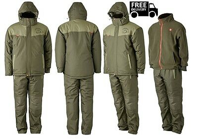 Trakker Core Multi-Suit Three-Piece Carp Fishing Suit RRP £119.99
