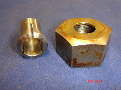 Collet and Nut For Watford Router 1/2""