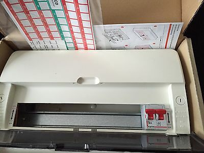 LEGRAND 16 Ways Insulated Consumer Unit Main Switch 100A 6075 16