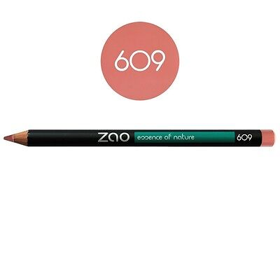 Crayon multifonctions Vieux rose 609 Zao