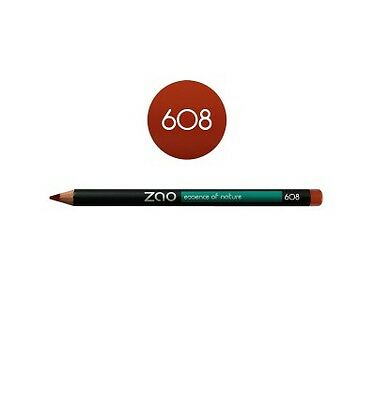Crayon multifonctions Brun orange 608 Zao
