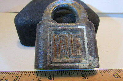Vintage Yale Lock-No Key