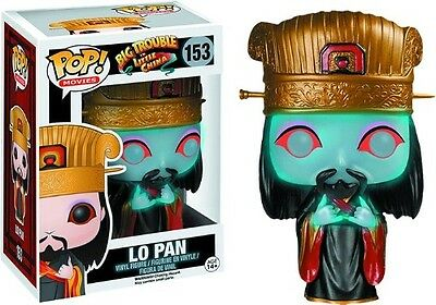 FunKo Big Trouble in Little China - Lo Pan Ghost Glow US Exclusive Pop! Vinyl Fi