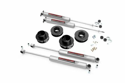 "Rough Country - 69530- 2"" Lift Kit for Jeep 99-04 Grand Cherokee WJ 4WD"