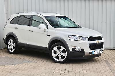 Chevrolet Captiva 2.2 VCDi AWD S/S LTZ Manual 7 Seater 5dr