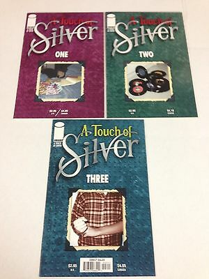 A Touch Of Silver #1 #2 #3 #4 #5 #6 Image Comics complete set