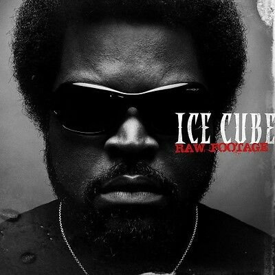 Ice Cube - Raw Footage [New CD] Clean