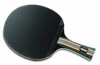 Ping Pong Primo Table Tennis Racket - Red/Black
