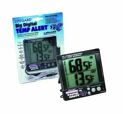 Lifegard Litlle Time or Temp Digital Thermometer