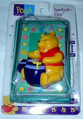 New Winnie The Pooh - 3D Pooh Switch-Ups - Switch Plate Cover Model # 47301