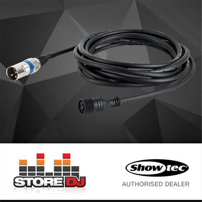 Showtec 3m DMX / XLR Input Connection Cable for Cameleon Series