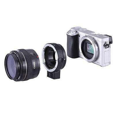 Auto Focus Adapter For Canon EF EOS Lens to Sony NEX-3 5 6 7 A7 A7R