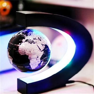 Maglev Globe Anti-Gravity Rotation Perpetual Motion Machine Office Desktop Toys