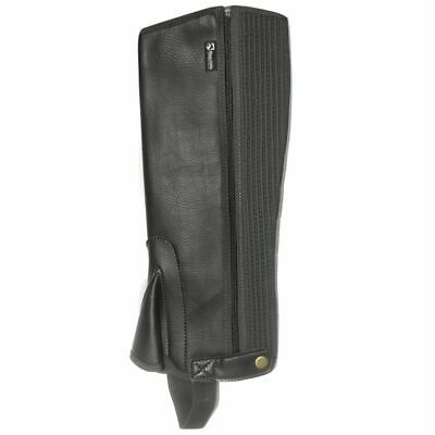 Requisite Ladies Synthetic Chaps Everyday Use Elastic Zip Accessories Robinsons