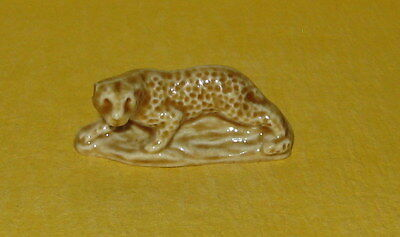 Mint Wade England Whimsies Cat Collection 1996-97 Crouching Leopard