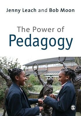 The Power of Pedagogy by Jenny Leach Paperback Book (English)