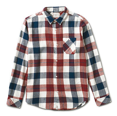 Fourstar Buffalo Flannel long-sleeved Shirt - Large (LIMITED EDITION)