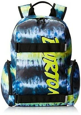 BURTON Youth Emphasis Backpack, Surf Stripe Print