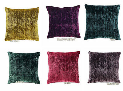 "Sanderson Icaria Velvet cushion covers 17""x17""- different size available"
