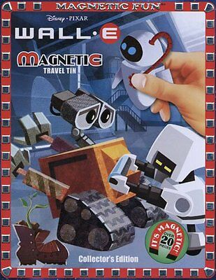 Magnetic Fun - Wall-E Collectors Edition Travel Tin Magnets