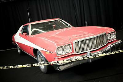"Location Ford Gran Torino ""Starsky et Hutch""  American Dreams !"