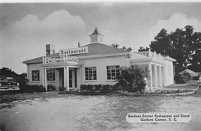 Gardens Corner South Carolina Gardens Corner Restaurant antique pc Z25152