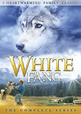 White Fang: The Complete Series - 2 DISC SET (2016, DVD NEW)
