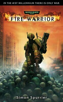 Fire Warrior by Spurrier, Simon Paperback Book The Cheap Fast Free Post