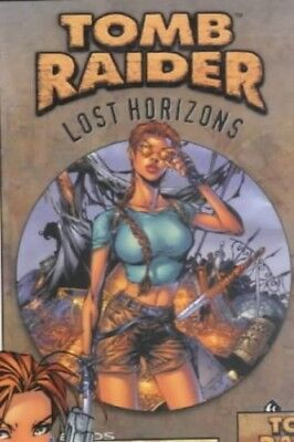 Tomb Raider: Lost Horizons: v. 3 by Park, Andy Paperback Book The Cheap Fast