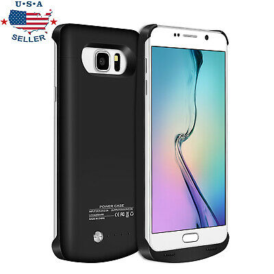 Backup Battery Charger Power Bank Case Charging Cover For Samsung Galaxy Note 5