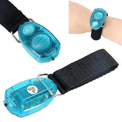Ultrasonic Mosquito Repeller Anti Pest Bug Repellent Insect Wrist Band Control