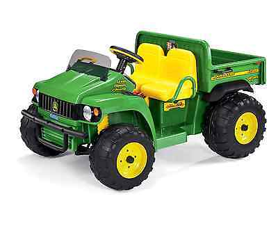 John Deere Gator HPX 2 Seater 12v Battery Operated Electric Tractor for Two Kids