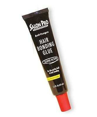 Salon Pro Hair Bonding Glue Super Bond Tube 1.5oz/45ml