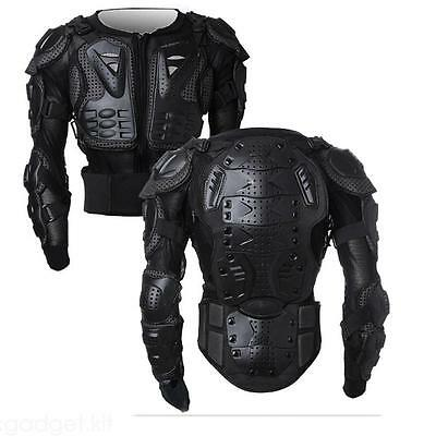 Hot!Motorcycle Motorcross Racing Full BodyArmor/Spine/Chest Protector Jacket 3XL