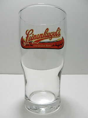 Leinenkugel's Brewing Company Beer Glass Chippewa Falls Wisconsin Brewery