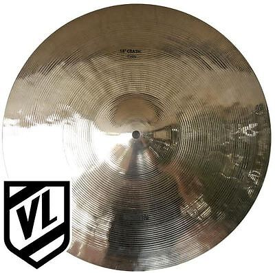 """18"""" WUHAN Thin Crash - Traditional Cymbal - WUCR18T - NEW"""