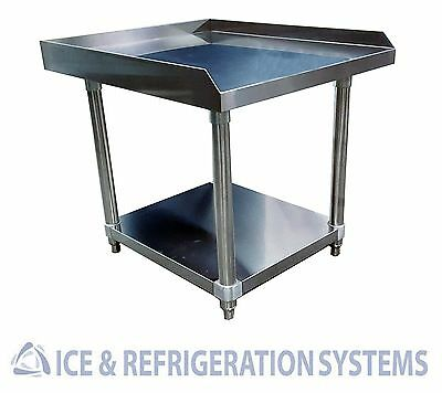 "Stainless Steel Commercial 24"" Equipment Stand, Kitchen Storage Worktable SE2824"