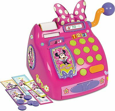 NEW Minnie Non-Electronic Cash Register